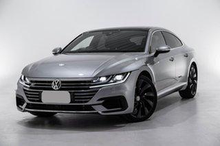 2019 Volkswagen Arteon 3H MY19 206TSI Sedan DSG 4MOTION R-Line Silver 7 Speed.