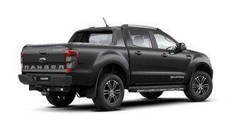 2020 Ford Ranger PX MkIII 2020.25MY Wildtrak Shadow Black 10 Speed Sports Automatic.