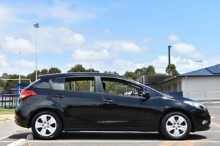 2013 Kia Cerato YD MY14 S Black 6 Speed Manual Hatchback.