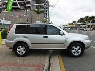 2007 Nissan X-Trail T30 MY06 ST (4x4) Silver 4 Speed Automatic Wagon