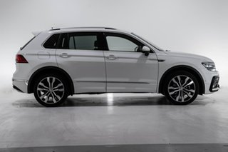 2019 Volkswagen Tiguan 5N MY19.5 162TSI DSG 4MOTION Highline White 7 Speed