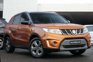 2016 Suzuki Vitara LY RT-S 2WD Orange & Black Roof 6 Speed Sports Automatic Wagon.