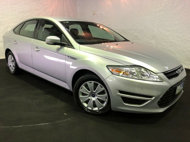 Used Ford Mondeo MC LX, 2013 Ford Mondeo MC LX Silver 6 Speed Sports Automatic Hatchback