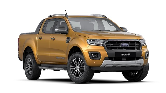 New Ford Ranger PX MkIII 2020.75MY Wildtrak, 2020 Ford Ranger PX MkIII 2020.75MY Wildtrak Saber 6 Speed Sports Automatic Double Cab Pick Up