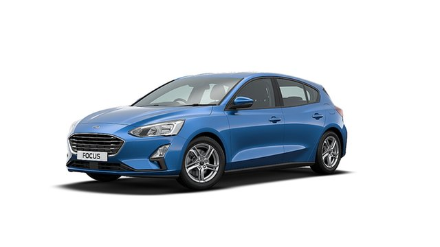 New Ford Focus SA 2020.25MY Trend, 2019 Ford Focus SA 2020.25MY Trend Blue 8 Speed Automatic Hatchback