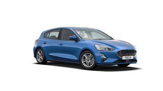 2020 Ford Focus SA 2020.25MY Trend Blue 8 Speed Automatic Hatchback