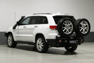 2014 Jeep Grand Cherokee WK MY14 Summit (4x4) White 8 Speed Automatic Wagon