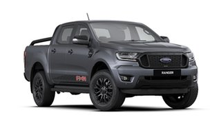 2019 Ford Ranger PX MkIII 2020.25MY FX4 Pick-up Double Cab Meteor Grey 6 Speed Sports Automatic.