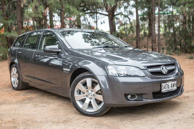 Used Holden Commodore VE MY09.5 International Sportwagon, 2009 Holden Commodore VE MY09.5 International Sportwagon Grey 4 Speed Automatic Wagon