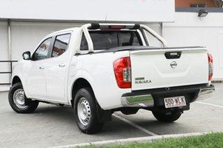 2016 Nissan Navara D23 S2 RX 4x2 Polar White 7 Speed Sports Automatic Utility.