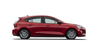 2020 Ford Focus SA 2020.25MY Trend Ruby Red 8 Speed Automatic Hatchback