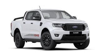 2020 Ford Ranger PX MkIII 2020.25MY FX4 Pick-up Double Cab White 6 Speed Sports Automatic Utility.
