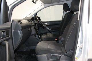 2017 Volkswagen Caddy 2K MY17 Maxi Trendline TSI220 Silver 7 Speed Auto Direct Shift Wagon