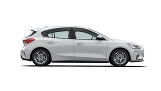 2020 Ford Focus SA 2020.25MY Trend Frozen White 8 Speed Automatic Hatchback