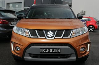 2016 Suzuki Vitara LY RT-S 2WD Orange & Black Roof 6 Speed Sports Automatic Wagon