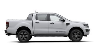 2020 Ford Ranger PX MkIII 2020.25MY Wildtrak Pick-up Double Cab Arctic White 10 Speed.