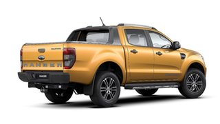 2020 Ford Ranger PX MkIII 2020.75MY Wildtrak Saber 10 Speed Sports Automatic Double Cab Pick Up.
