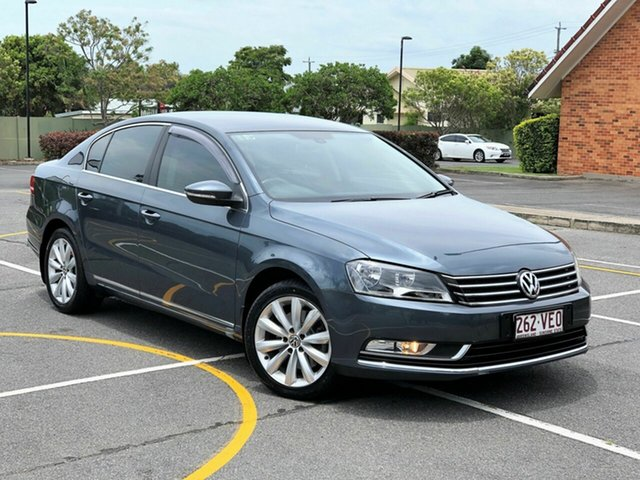 Used Volkswagen Passat Type 3C MY14.5 118TSI DSG, 2014 Volkswagen Passat Type 3C MY14.5 118TSI DSG Grey 7 Speed Sports Automatic Dual Clutch Sedan