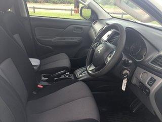 2017 Mitsubishi Triton MQ MY16 Upgrade GLX (4x4) White 5 Speed Automatic Dual Cab Utility