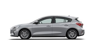 2019 Ford Focus SA 2020.25MY Trend Moondust Silver 8 Speed Automatic Hatchback.