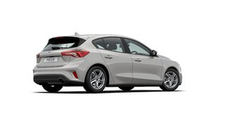 2019 Ford Focus SA 2020.25MY Trend White 8 Speed Automatic Hatchback