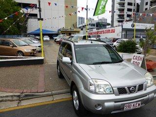 2007 Nissan X-Trail T30 MY06 ST (4x4) Silver 4 Speed Automatic Wagon.