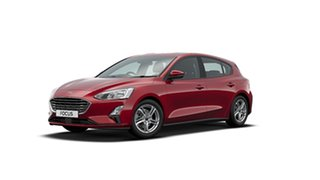 2020 Ford Focus SA 2020.25MY Trend Ruby Red 8 Speed Automatic Hatchback.