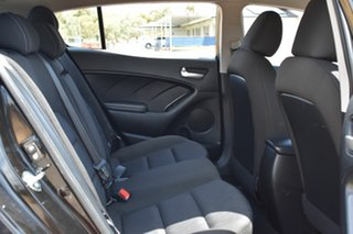2013 Kia Cerato YD MY14 S Black 6 Speed Manual Hatchback