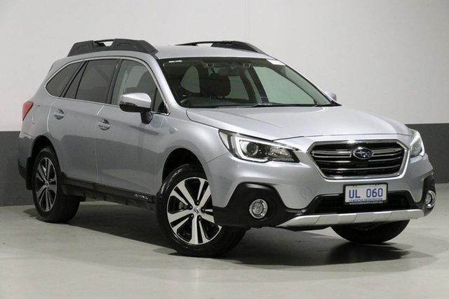 Used Subaru Outback MY18 2.5I, 2018 Subaru Outback MY18 2.5I Ice Silver Continuous Variable Wagon