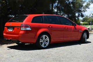 2008 Holden Commodore VE MY09 60th Anniversary Sportwagon Red 4 Speed Automatic Wagon.