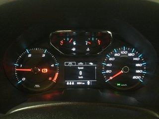 2016 Holden Colorado RG MY16 LTZ Crew Cab Mineral Black 6 Speed Manual Utility