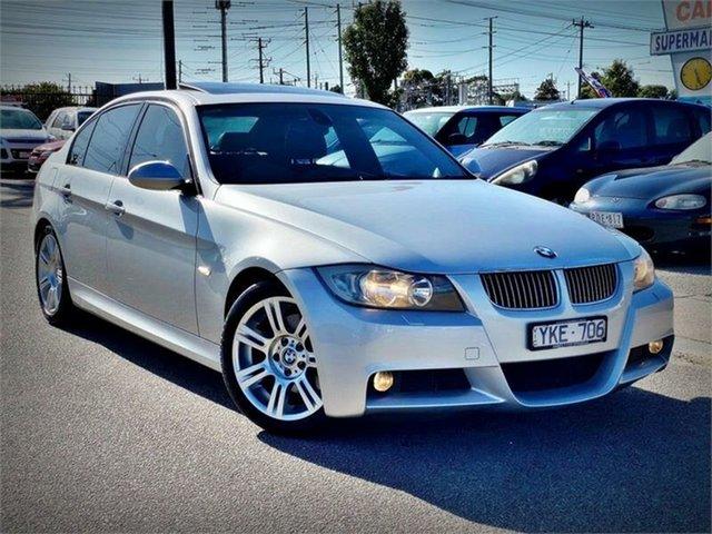 Used BMW 325i E90 325i, 2007 BMW 325i E90 325i Silver Sports Automatic Sedan