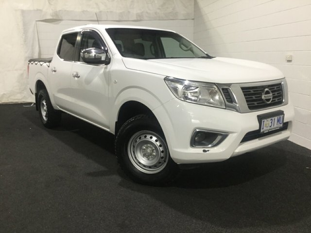 Used Nissan Navara D23 RX 4x2, 2015 Nissan Navara D23 RX 4x2 White 6 Speed Manual Utility