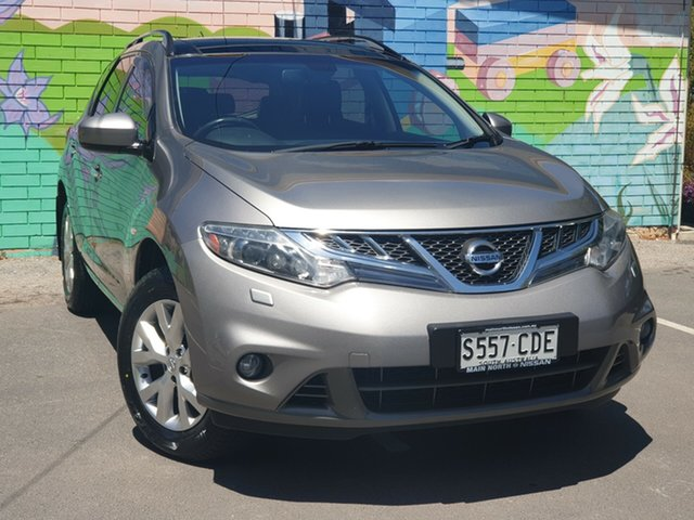 Used Nissan Murano Z51 Series 3 TI, 2011 Nissan Murano Z51 Series 3 TI Grey 6 Speed Constant Variable Wagon
