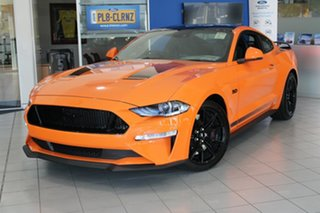 2019 Ford Mustang FN 2020MY GT Fastback SelectShift RWD Twister Orange 10 Speed Sports Automatic
