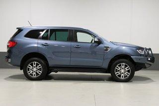2019 Ford Everest UA II MY19 Trend (4WD 7 Seat) Blue 10 Speed Auto Seq Sportshift Wagon