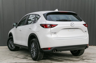 2019 Mazda CX-5 KF2W7A Maxx SKYACTIV-Drive FWD Sport Snowflake White Pearl 6 Speed Sports Automatic