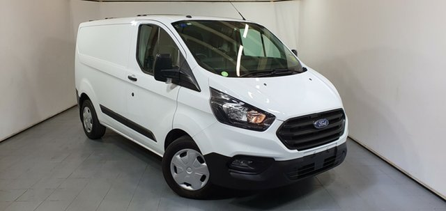 Used Ford Transit Custom VN 2018.5MY 300S Low Roof SWB, 2018 Ford Transit Custom VN 2018.5MY 300S Low Roof SWB White 6 Speed Automatic Van