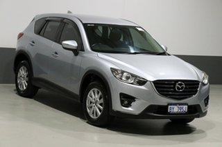 2015 Mazda CX-5 MY15 Maxx Sport Safety (4x4) Silver 6 Speed Automatic Wagon