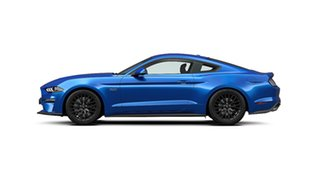 2020 Ford Mustang FN 2020MY GT Yellow Peel 10 Speed Sports Automatic Fastback.
