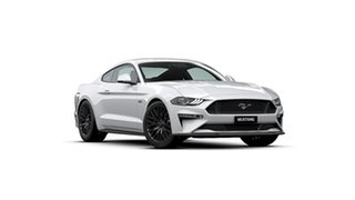 2020 Ford Mustang FN 2020MY GT Fastback SelectShift RWD Oxford White 10 Speed Sports Automatic.