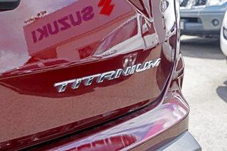 2018 Ford Endura CA 2019MY Titanium SelectShift AWD Burgundy 8 Speed Sports Automatic Wagon