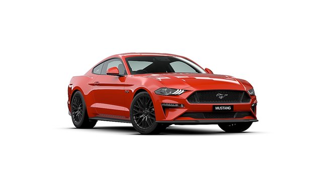 New Ford Mustang FN 2020MY GT Fastback SelectShift RWD, 2019 Ford Mustang FN 2020MY GT Fastback SelectShift RWD Race Red 10 Speed Sports Automatic Fastback
