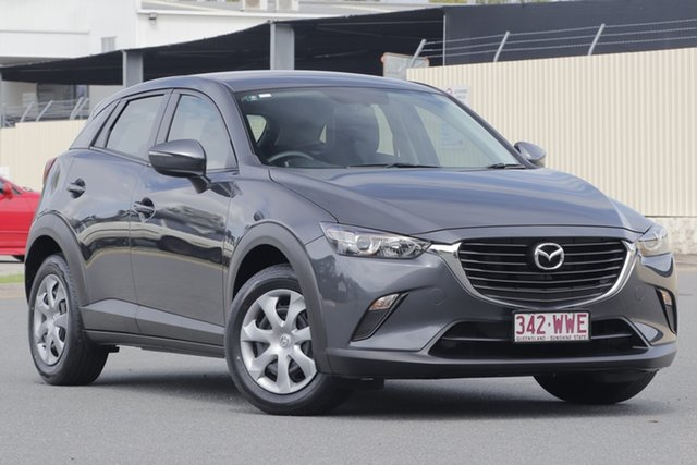 Used Mazda CX-3 DK2W7A Neo SKYACTIV-Drive, 2016 Mazda CX-3 DK2W7A Neo SKYACTIV-Drive Meteor Grey 6 Speed Sports Automatic Wagon