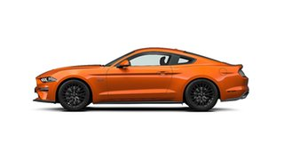 2020 Ford Mustang FN 2020MY GT Twister Orange 10 Speed Sports Automatic Fastback