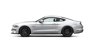 2020 Ford Mustang FN MY20 GT 5.0 V8 Oxford White 10 Speed Automatic Fastback.