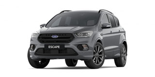 2019 Ford Escape ZG 2019.75MY ST-Line AWD Stealth 6 Speed Sports Automatic Wagon.