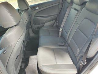 2019 Hyundai Tucson TL3 MY20 Highlander AWD Pure White 8 Speed Sports Automatic Wagon