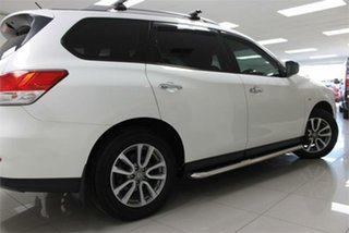 2013 Nissan Pathfinder R52 ST White 1 Speed Constant Variable Wagon