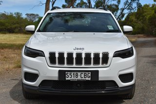 2019 Jeep Cherokee KL MY19 Sport Bright White 9 Speed Sports Automatic Wagon